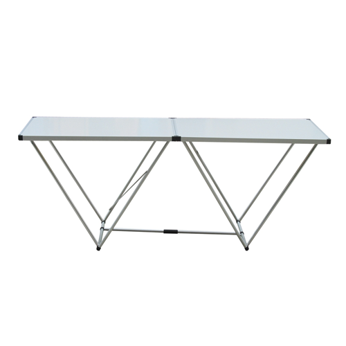 ALUMINIUM WALL PAPER TABLE 2M